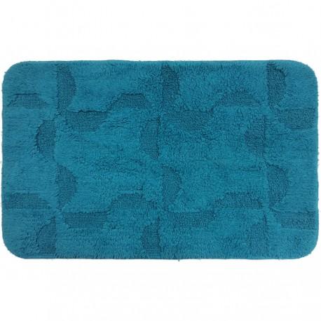 Tapete para baño Azul