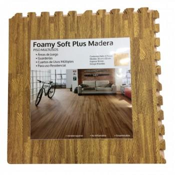Foamy imitación madera